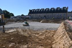 GN Thermal, travaux de terrassements