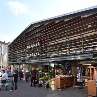 marché central