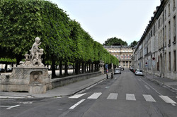 Nancy, place de la Carrière
