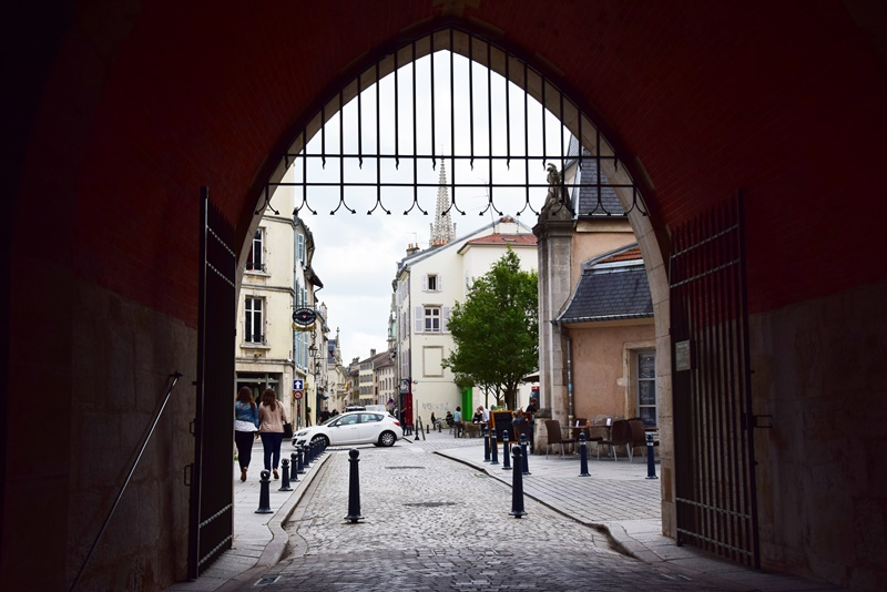 Nancy, porte de la Craffe