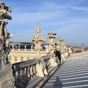 ... les toits de l'hôtel de ville