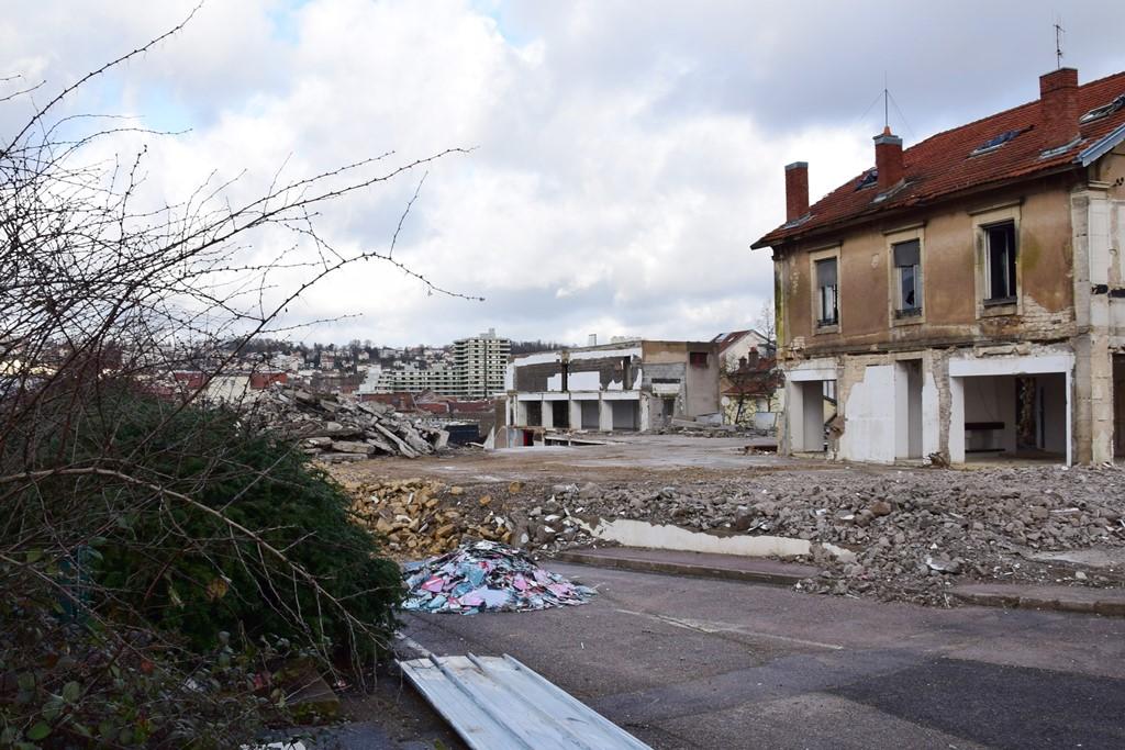 Nancy, site Nouvelec