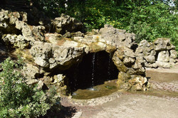 Nancy, parc Sainte-Marie