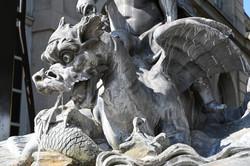 Nancy, légende des dragons