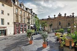 Nancy, piétonnisation centre-ville, projet 2021
