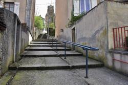 Nancy, passage Saint-Mansuy