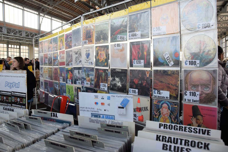 Nancy, bourse aux vinyles 2019
