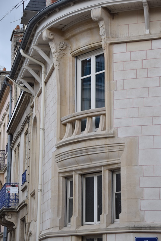 Nancy, rue Pasteur