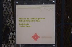 Nancy, Maison Renaudin