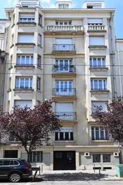 Laxou, rue Paul Déroulède