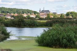 La Meurthe, de Laneuveville à Nancy