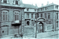 Nancy, Hôtel de Mahuet