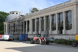 Nancy-Thermal, visite de chantier 22 septembre 2021