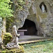 grotte ND de Lourdes