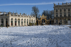 Nancy, hiver 2020-21