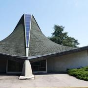 CHU Nancy, chapelle de l'Esperance