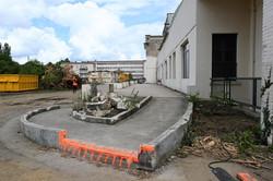 Grand Nancy Thermal, 1ère visite de chantier