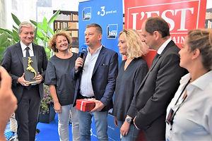 Feuille d'Or de Nancy – Prix des Médias