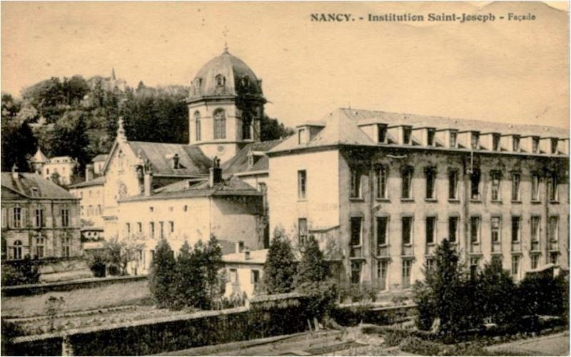 Saint Joseph Nancy 1870-1964