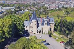 Nancy, château du Montet