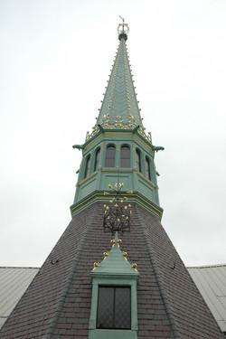 Nancy, rénovation de la Tour de l'Horloge