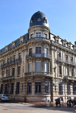 Nancy, place Maginot