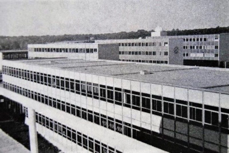 institution saint-Joseph, 1964-2009