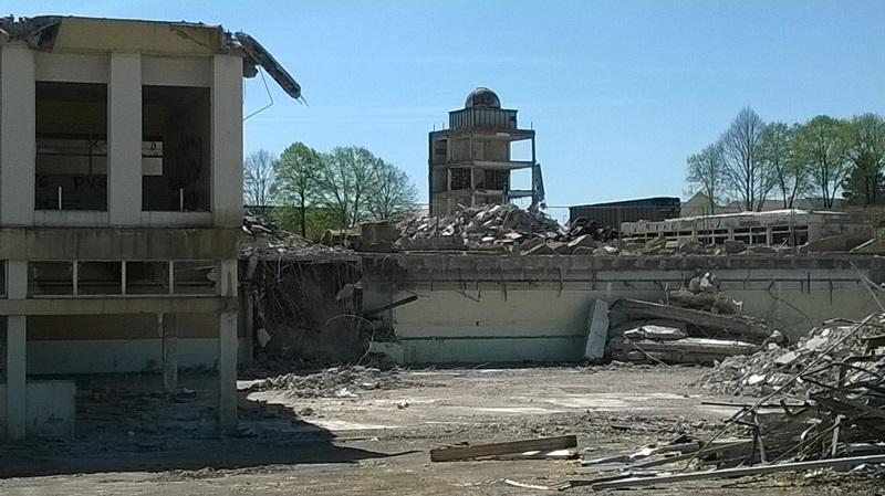 saint-Joseph démolition