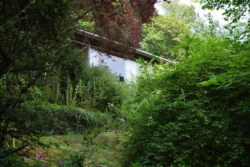 Nancy, maison Jean Prouvé