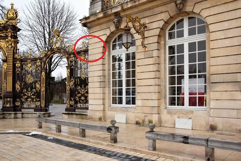 Nancy, place Royale