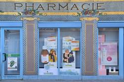 Nancy, pharmacie Point Central