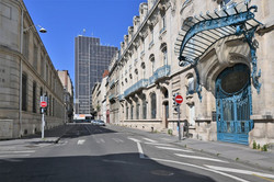 Nancy, rue Henri Poincaré