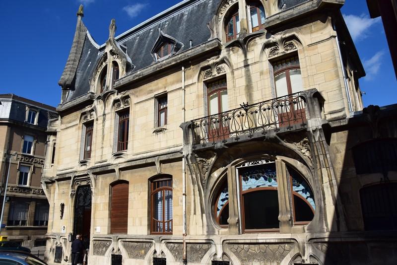 Nancy, Villa Bergeret