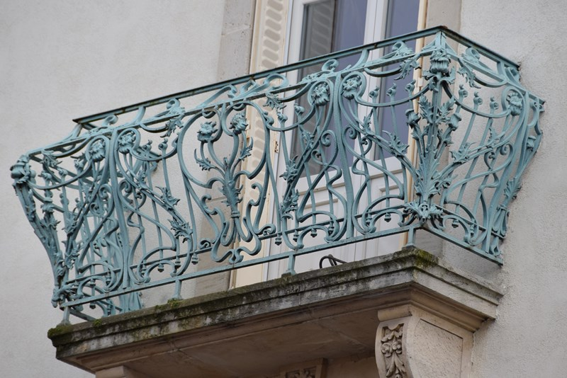 Nancy, villas rue Felix Faure