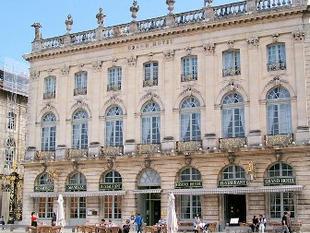l'Hôtel de la Reine