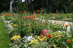 Nancy, jardin Dominique-Alexandre Godron