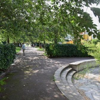 jardin Paul Verlaine