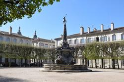 Nancy, place d'Alliance