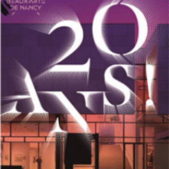20 ans du musée des Beaux-Arts