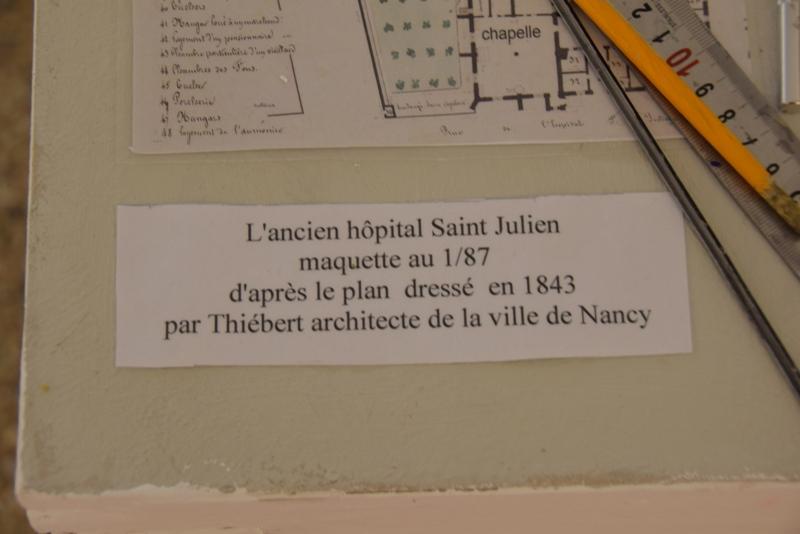 Hôpital St Julien, 7 siècles