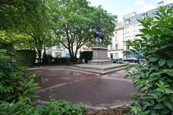 Nancy, place La Fayette