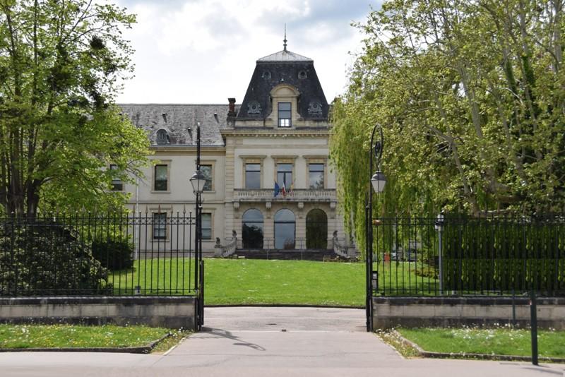 Nancy, Hôtel du département