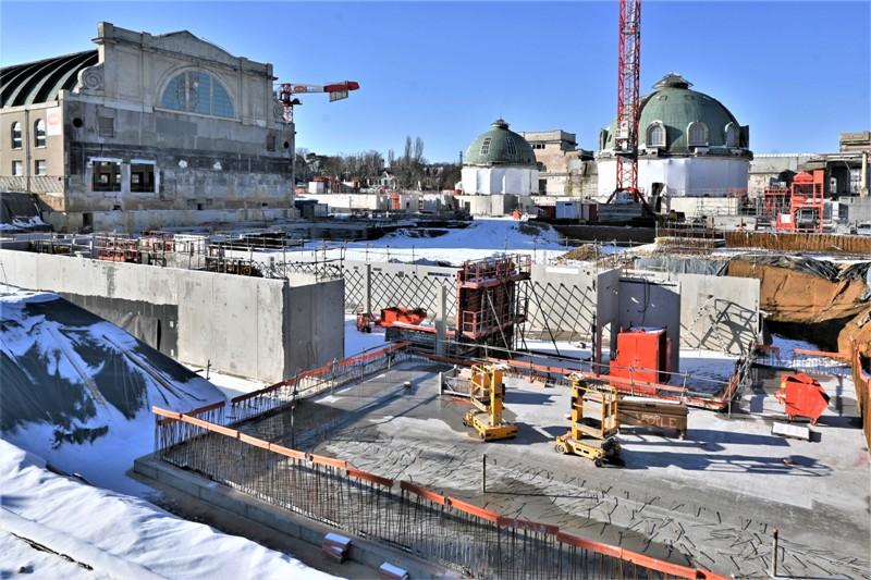 GN Thermal, construction complexe aqua-ludique