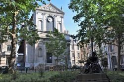 Nancy, Temple Protestant saint-Jean