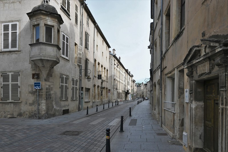 Nancy, Ville-Vieille, Grande Rue