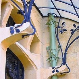 Nancy, Art nouveau