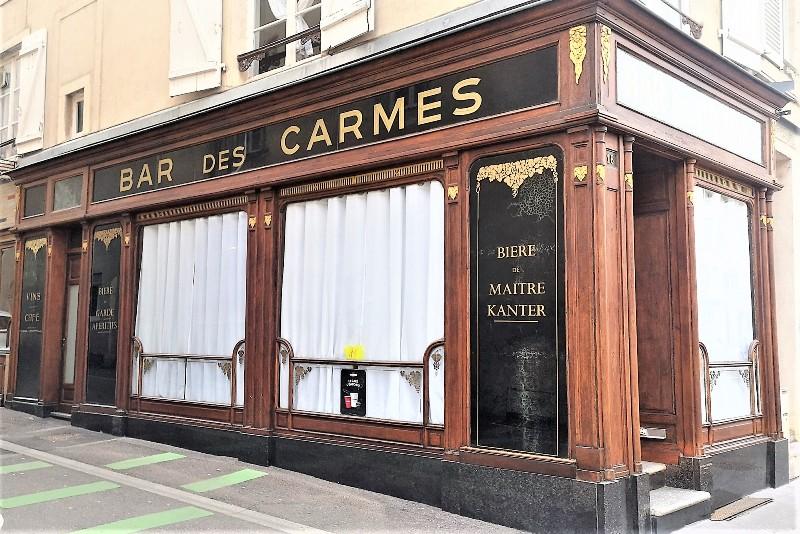 Nancy, Bar des Carmes
