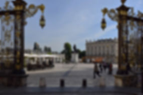 Nancy hier, place Stanislas