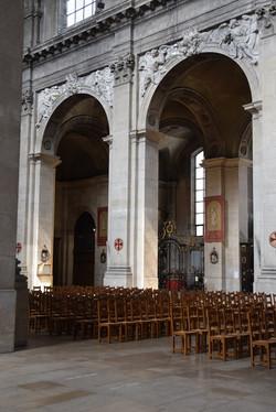Nancy, la Cathédrale