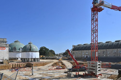 GN Thermal, construction centre Thermal